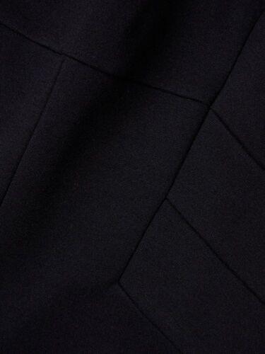 887903353026 Navy Bailey schede Dark 44 Sophia voorzijde jurk split met gebreide M209 SUpMqzVG