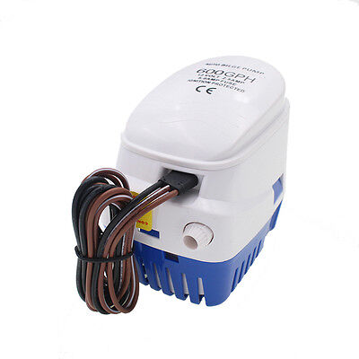 750GPH 12V Automatic Boat Bilge Water Pump From Chinese Factory Rule