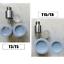 Zyt-Alicates-KAM-Snaps-Sujetador-boton-T3-T5-T8-Set-costura-artesania-Hazlo-tu-mismo-muere-de miniatura 9