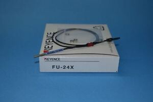 FU-24X FU24X 1PC New KEYENCE Fiber Optic Sensor Switch