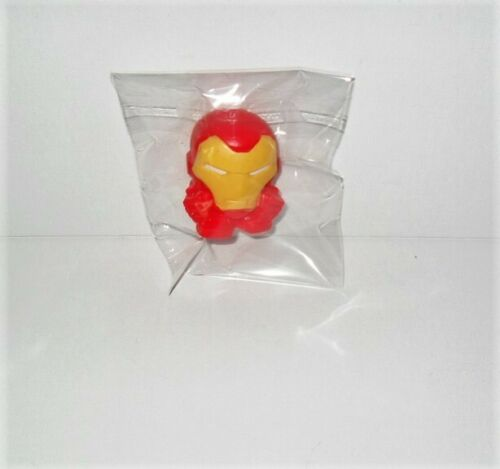 MARVEL AVENGERS SERIES 1 MASHEMS IRON MAN LOOSE NO CAPSULE AS PICTURED