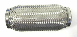 UNIVERSALE-in-acciaio-inox-flessibile-MERCEDES-KIA-TOYOTA-VOLVO-LEXUS-SCARICO-63-x-200