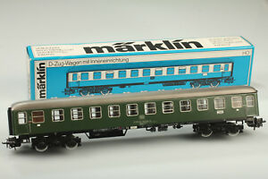 H0-Marklin-4052-Classique-Db-D-Locomotive-de-Traction-Video-Regarder