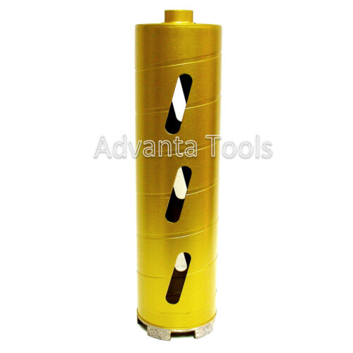 """1-3//4"""" Dry Diamond Core Drill Bit for Soft Brick Concrete Block 5//8/""""-11 Threads"""