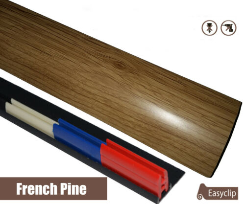 Made to Order Laminate Threshold Strips Height//Pivot Any Floor Transitional 38mm