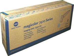Originale-Tamburo-Konica-Magicolor-7450-7450II-4062513-4062-513-Ciano-Drum
