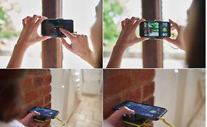 Laser Entfernungsmesser Smartphone : Ryobi laser entfernungsmesser rpw phone works für smartphone