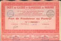 Glacieres & Blanchisseries De Normandie (trouville) (m)