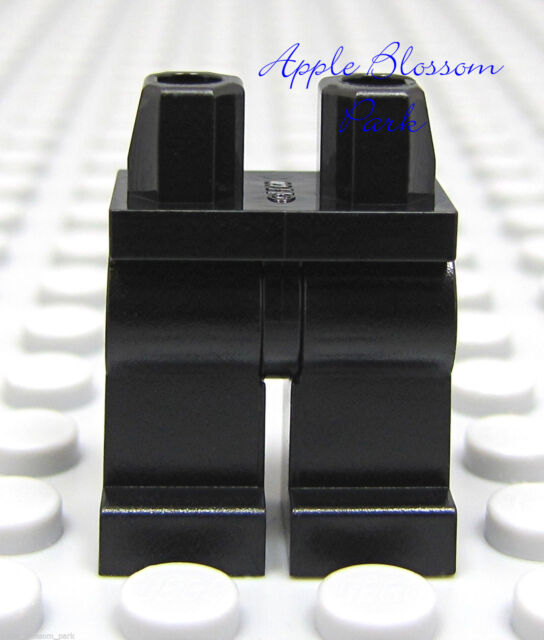 NEW Lego Girl/Boy Minifig Plain BLACK LEGS Male/Female Star Wars Minifigure Legs