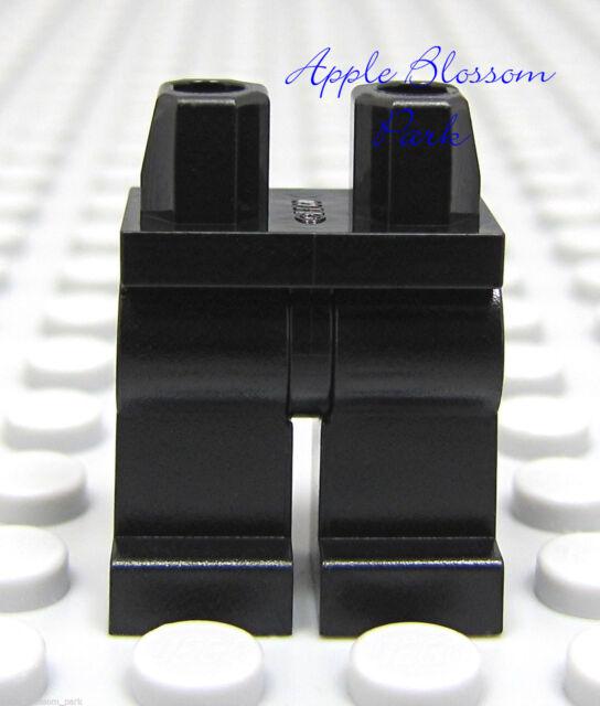 NEW Lego Girl/Boy Minifig Plain BLACK LEGS Male/Female Star Wars Minifigure Legs