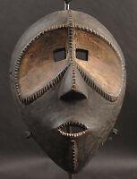 Spirit Mask  Bwaka  Democratic Republic of Congo