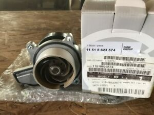 Water Pump Genuine Mini BMW X1 F48 X2 Cooper Countryman F Series 11518623574