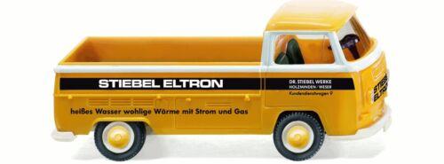 """embalaje original /""""stiebel Eltron/"""" limitado mc-exclusivo nuevo Wiking 031655 vw t2 camastro"""