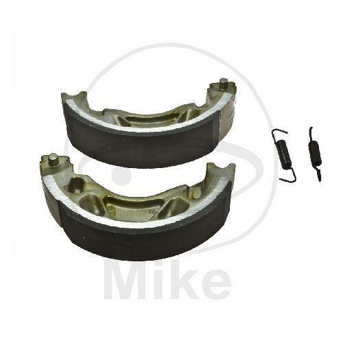 Brake Shoes With Shock Absorbers EBC Y535