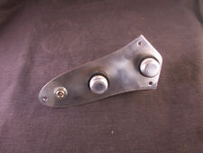 Fender USA Stack Knob Jazz Bass Control Plate New *Aged Reproduction Condition*