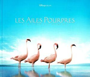Dossier-De-Presse-Du-Film-Les-Ailes-pourpres-Le-Mystere-des-flamants