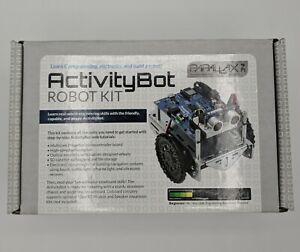 Parallax 32500 ActivityBot Robot Kit | Propeller | STEM Education Programmable