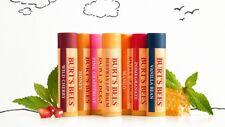 Burt's Bees 100% Natural Moisturizing Lip Balm - Naturally Moisturizing Flavors