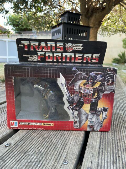 Transformers Dinobot Grimlock MB MISB