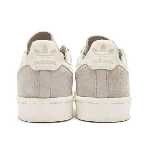 Bb0085 Adidas Originals Marrone pelle scamosciata da uomo da Campus Scarpe ginnastica chiaro in 11qpvwr
