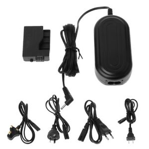 Chargers Power Charger Adapter For Canon Eos 450d 500d 1000d Rebel Xsi T1i Xs