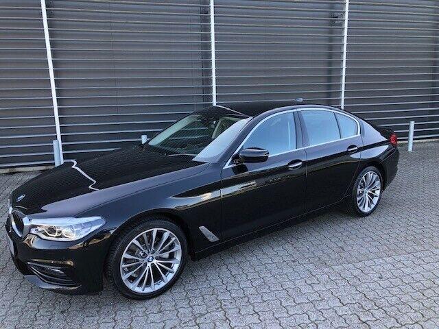 BMW 520d 2,0 aut. 4d - 4.750 kr.
