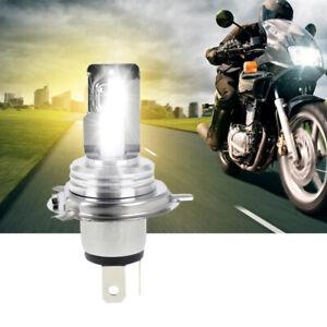 Motorrad-LED-Scheinwerfer-12V-H4-Auto-LED-Scheinwerfer-1750LM-Lampe-12SMD-Birne