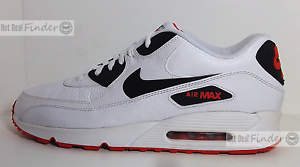 NEW NIKE AIR MAX 90 LTR = SIZE 14 = MEN'S RUNNING SHOES 652980-100
