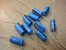 NEW QTY-3 CDE WMF6P22 0.22uF 600VDC 10/% 15X41mm Axial Polyester Film  Capacitor