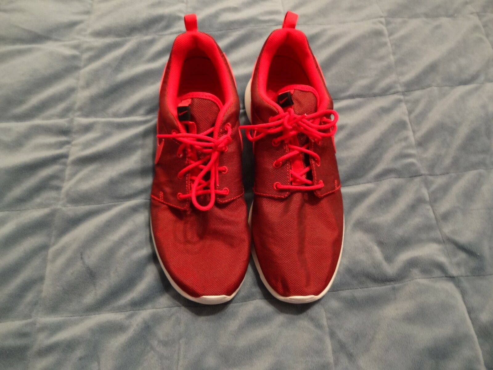 86dc4d0e217e7 ... Nike Roshe One Premium Mens Running Running Running shoes 11 University  Red 525234 660 babe7e ...