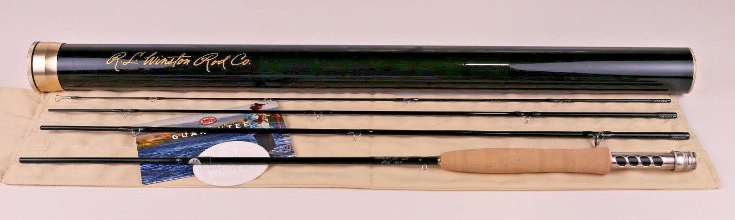 R L Winston 8 FT 6 IN 4 WT  B3LS Fly Rod ON SALE BIIILS  retail stores