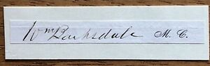 RARE-Confederate-General-William-Barksdale-Autograph-killed-at-Gettysburg