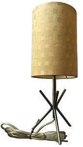 LUZIFER LAMPADA da tavolo abat jour camera da letto soggiorno design ...