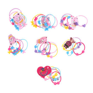 50pcs-bebe-enfants-elastiques-bandes-de-cheveux-porte-queue-attaches-de-corde