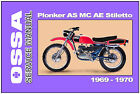 OSSA Workshop Manual Models A AE AS MC & TR 250cc 1969 & 1970 Service & Repair