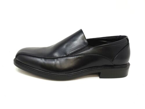 Croft /& Barrow Perry Men/'s Ortholite Bicycle Toe WIDE Shoes  Black 110V am NEW