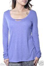 $32 Fox Racing Women's Tailtap Long Sleeve T-Shirt – Deep Cobalt sz L
