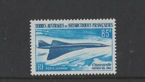 1969-French-Antarctic-Concord-First-Flight-SG-53-muh