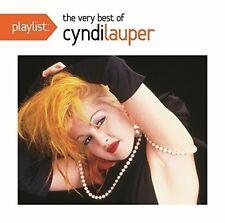 Cyndi Lauper - Playlist: The Very Best of Cyndi Lauper [New CD]