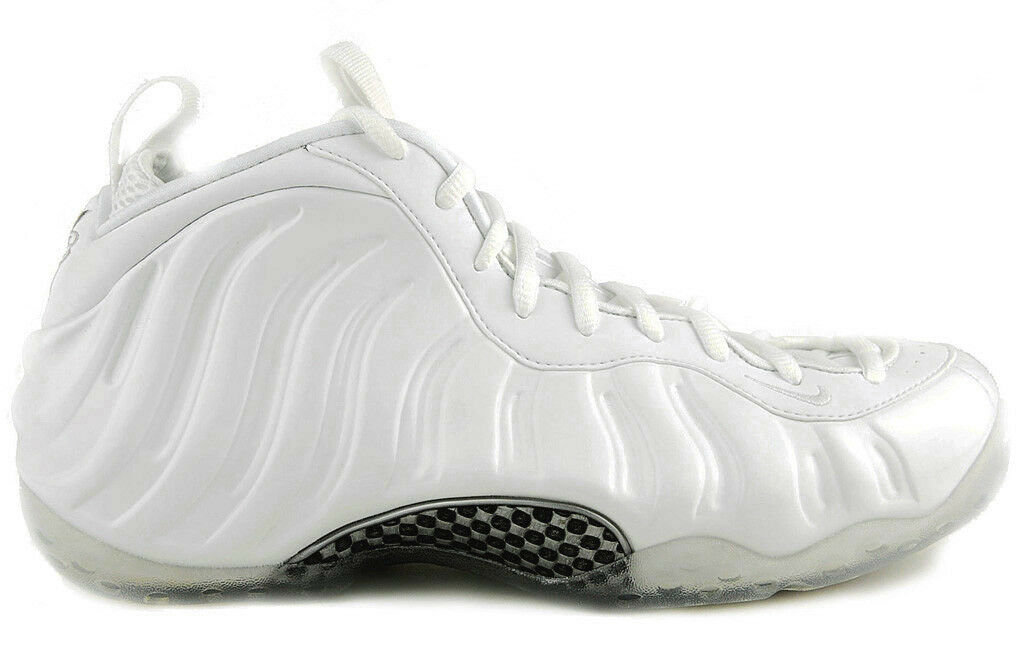 2013 NIKE AIR FOAMPOSITE ONE ONE ONE Weiß OUT Gr.42,5 US 9 pro 314996-100 supreme sp 62b135