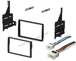 complete radio stereo dash kit w wiring harness install. Black Bedroom Furniture Sets. Home Design Ideas