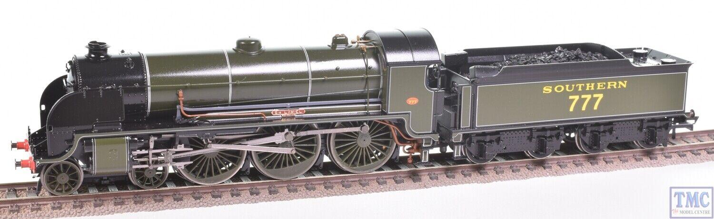 Hornby OO Sir Lamiel 777 Crew Coal Renamed Renumbered & Glossed(R2723)(PreOwned)