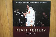 Elvis Presley Live in L.A. FTD Buch mit CD selten Rarität