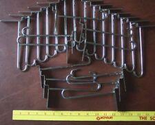 25 Pcs Slatwall Chrome Hooks Heavy Duty J Hook End 14 Diameter 6 Long