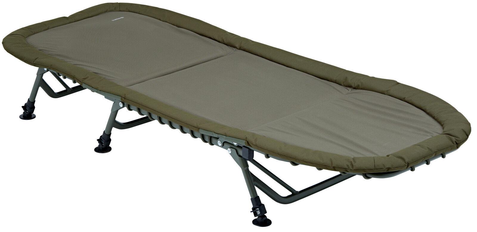 Trakker RLX Flat-6 Superlight Bedchair BED FREE TRAKKER PILLOW FREE POSTAGE