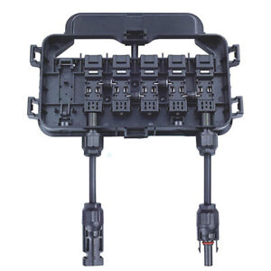 1-Pair-MC4-60A-Male-Female-M-F-Wire-PV-Cable-Connector-Set-Solar-Panel-1000-VDC