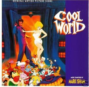 Cool World 1992 Score Original Movie Soundtrack Cd Ebay
