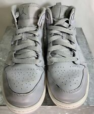 302df36a90d item 5 Nike Air Jordan 1 Mid Wolf Grey Cool Grey 640734 -033 Basketball  Shoes 3Y -Nike Air Jordan 1 Mid Wolf Grey Cool Grey 640734 -033 Basketball  Shoes 3Y