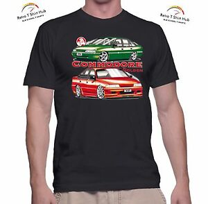HOLDEN-COMMODORE-VN-VP-GMH-Retro-Vintage-MEN-039-S-CLASSIC-PRINTED-T-SHIRT