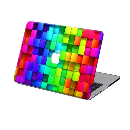 """Rubberized Painting Hard Case Cover For Macbook Air 11 Pro13/""""15/""""Touch Bar Retina"""